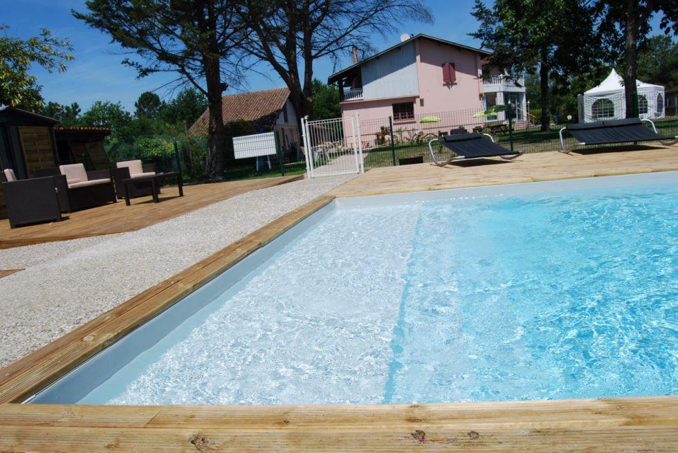 Hôtel Avec Piscine Et Jaccuzzi à Biscarrosse Réserver Une Chambre - Location biscarrosse plage avec piscine